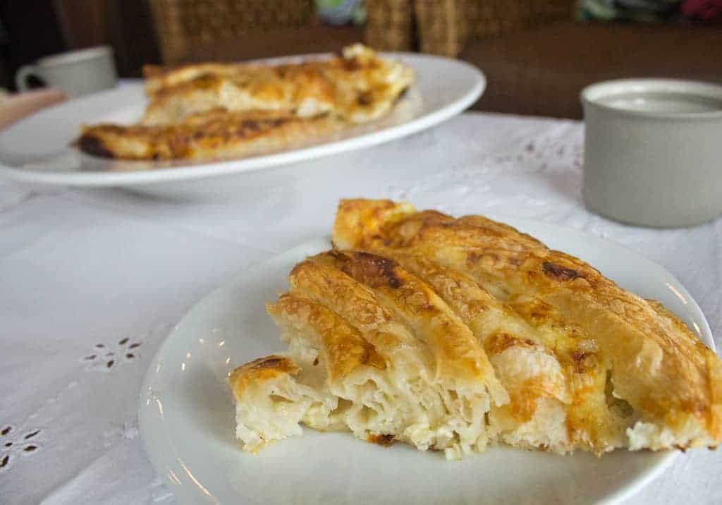 cheese Bosnian pita pie
