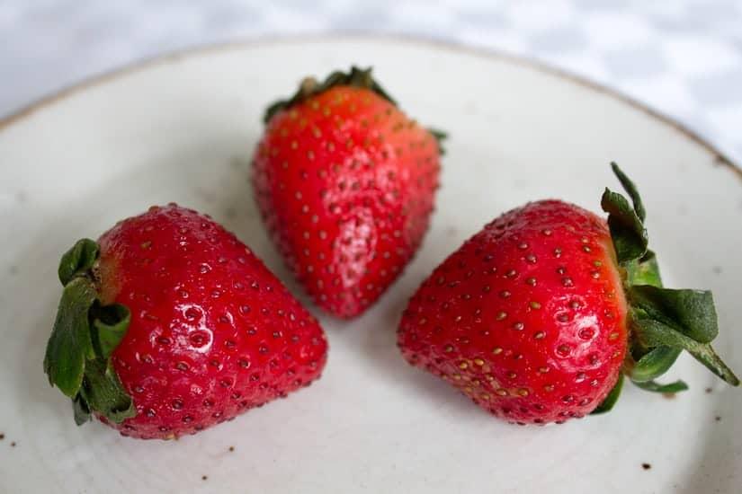 Russian strawberry compote 2