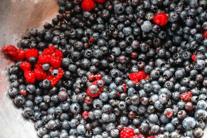 wild berry galette 4