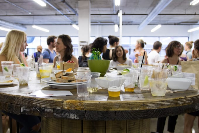 Food brings people together. And now, it looks like it's the basis of the hottest social trend this year: communal dining. Check out what's hot in Montreal, from the Wandering Chew to Mangeons Montreal.