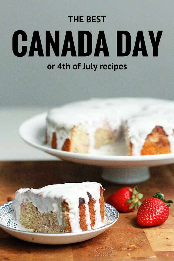The best Canada Day or 4th of July recipes