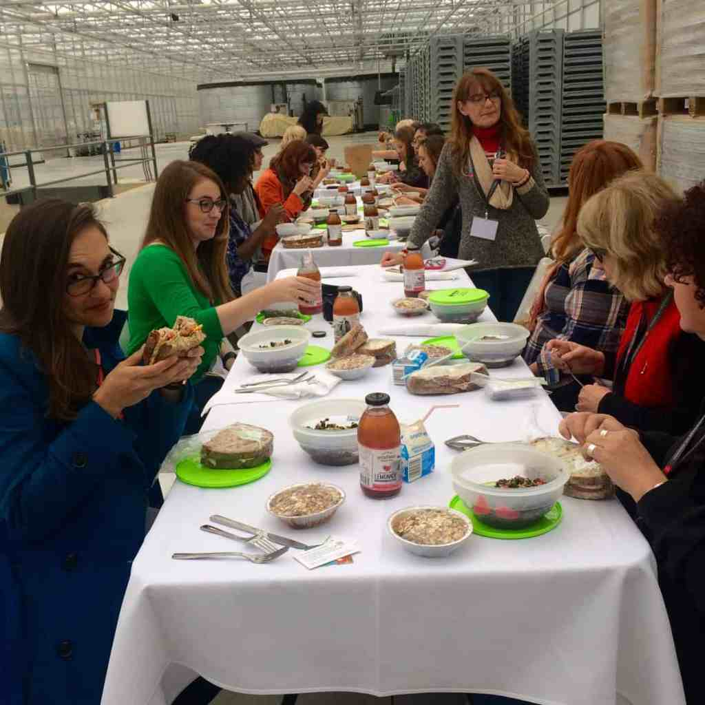 Things I learned at Food Bloggers of Canada FBC2016