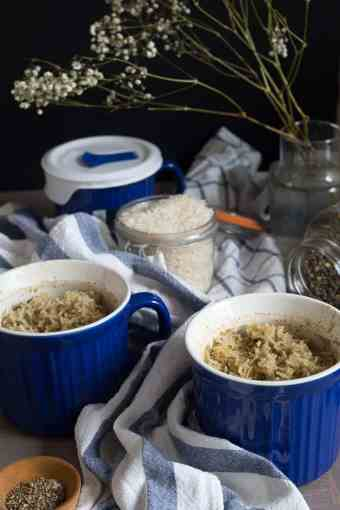 Corningware Meal Mug Mujadara for one