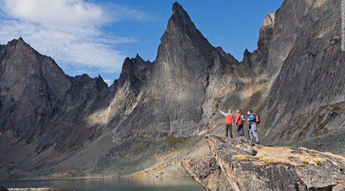 Tombstone Territorial Park; Daniel Gaudet; Corinne Gaudet; Timothy Fitzgerald; (signed release on file)