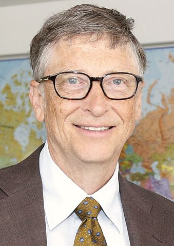 Bill Gates – arguably the most successful businessman ever – has endorsed Canada's 'enlightened immigration policies