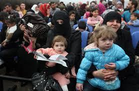 Syrian Nationals Already in Canada Granted Asylum