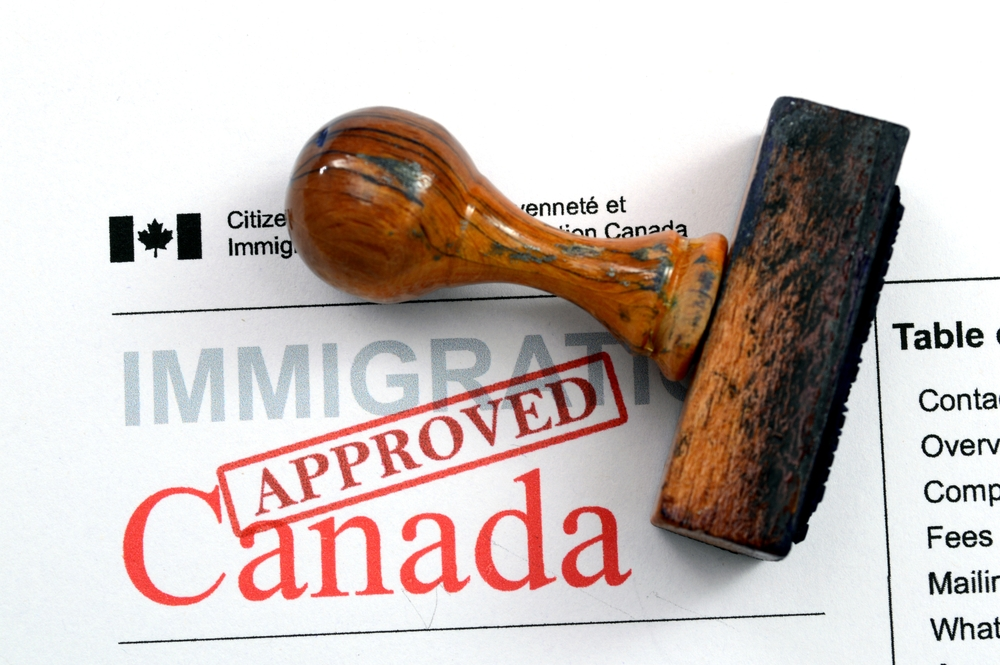 A new poll shows Canadians are in favour of maintaining or increasing immigration levels in Canada