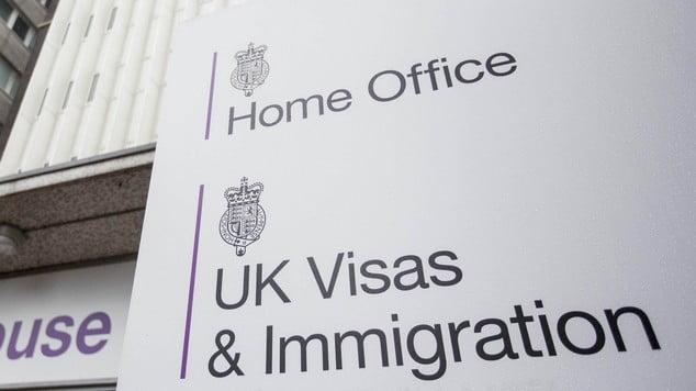 Home Office Settlement Visa