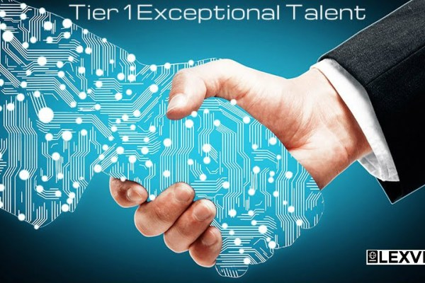 Exceptionally Talented Investors can apply under the Tier 1 Exceptional Talent Visa Route