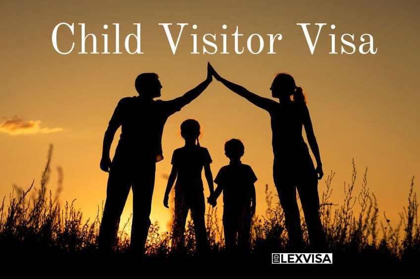 Child Visitor Visa