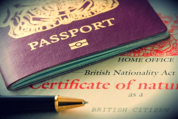 Nullity of British Citizenship