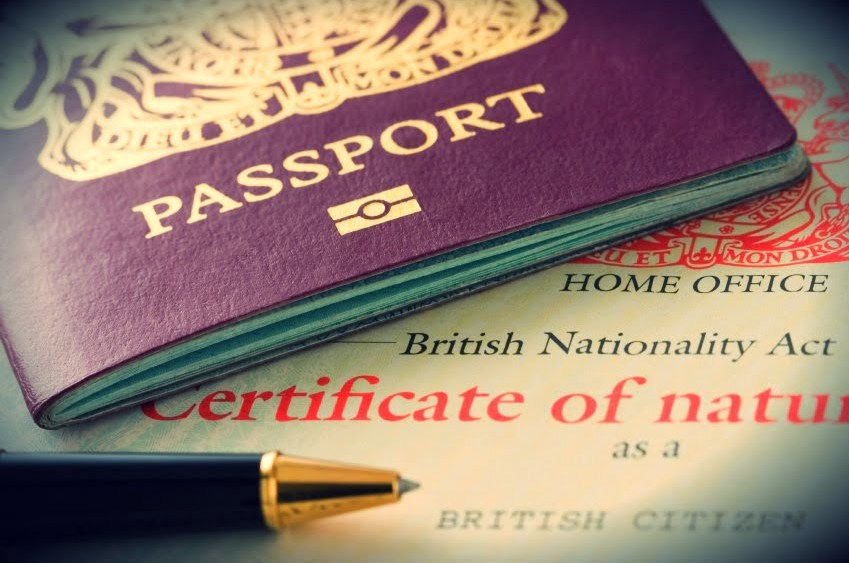 British Nationality Application