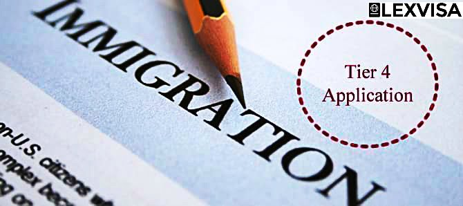 Parent of a Tier 4 Child Visa