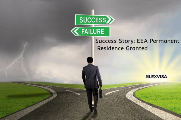 Success Story: EEA Permanent Residence Granted