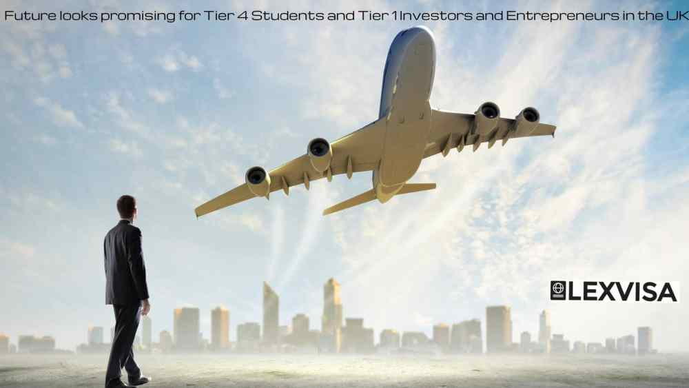 Tier 4 Students and Tier 1 Investors and Entrepreneurs