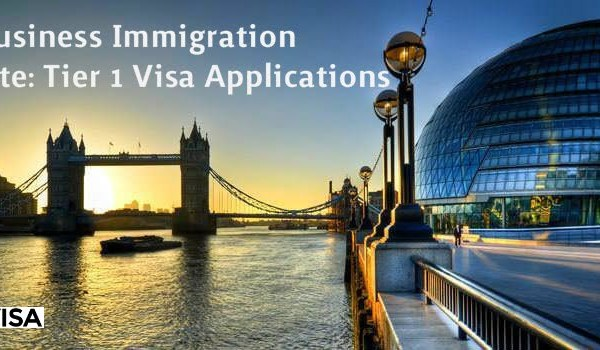 UK Business Immigration Update Part 1: New Statement of Changes for Tier 1 Visa Applications