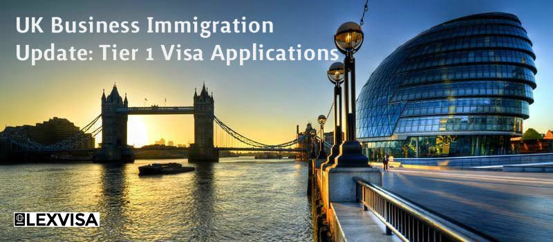 UK Business Immigration Update
