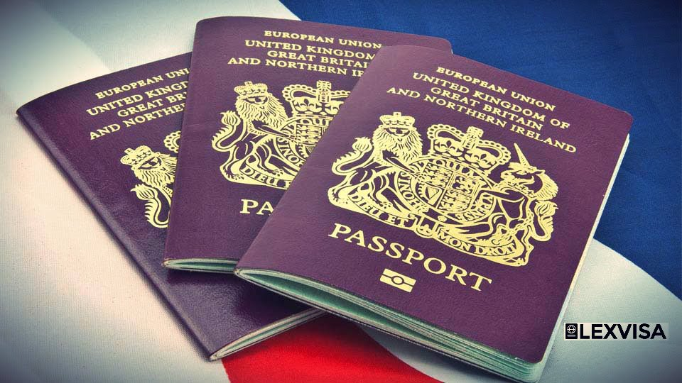 Naturalisation Application