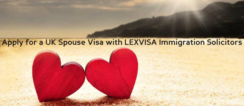 What is a UK Spouse Visa? | LEXVISA Immigration Solicitors