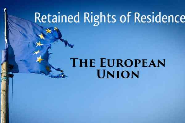 What is EEA Retained Rights of Residence?