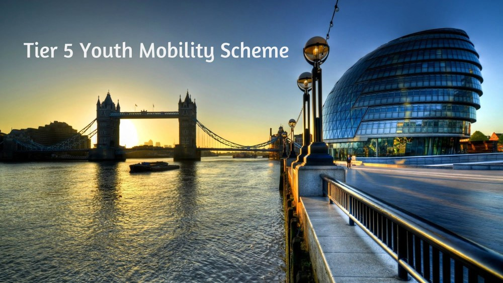 Tier 5 Youth Mobility Scheme