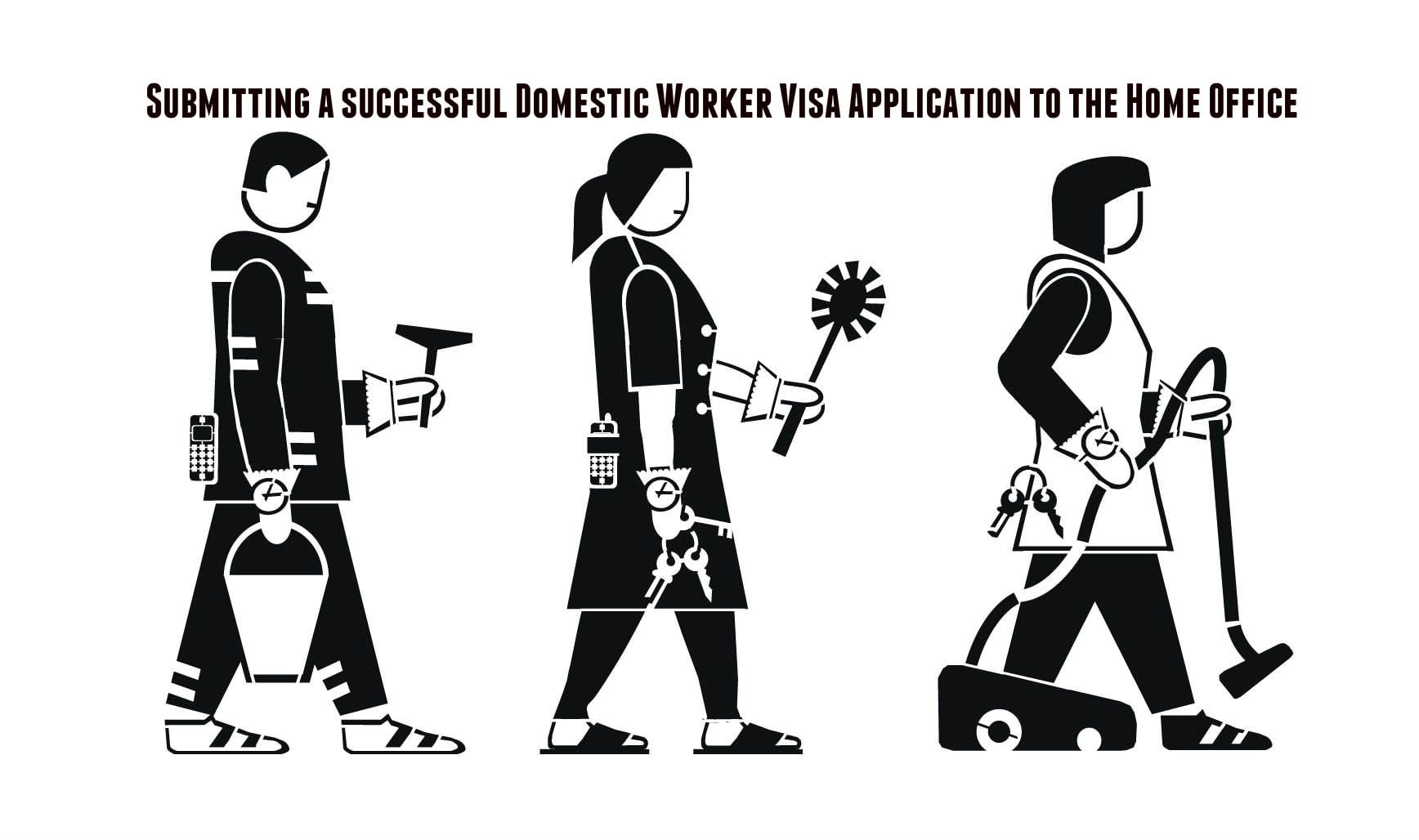 Submitting a successful Domestic Worker Visa Application | LEXVISA