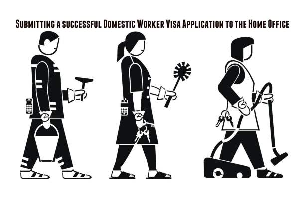 Submitting a successful Domestic Worker Visa Application to the Home Office