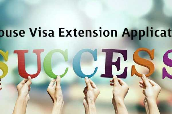 Spouse Visa Extension Application
