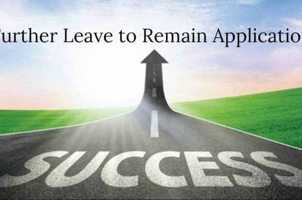 Success Story – Further Leave to Remain granted