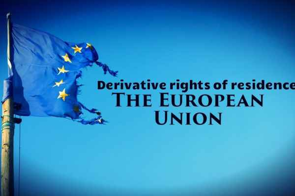 Derivative rights of residence