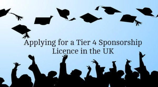 Applying for a Tier 4 Sponsorship Licence in the UK