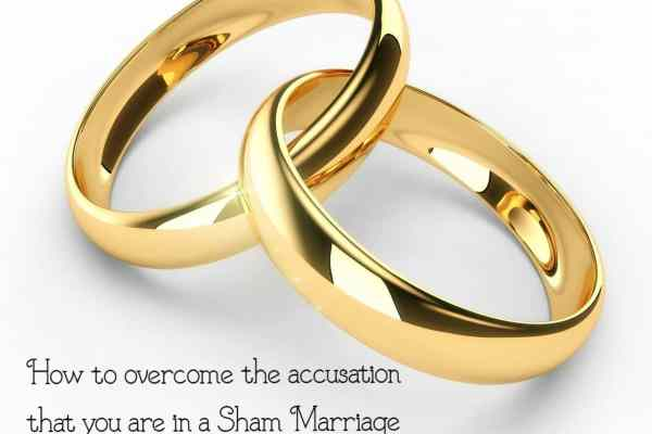 Sham Marriage
