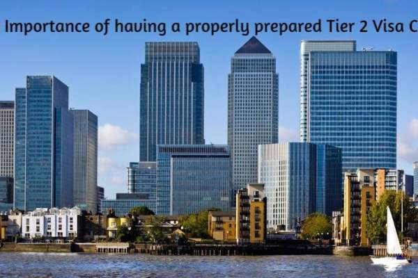 The Importance of having a properly prepared Tier 2 Visa CoS