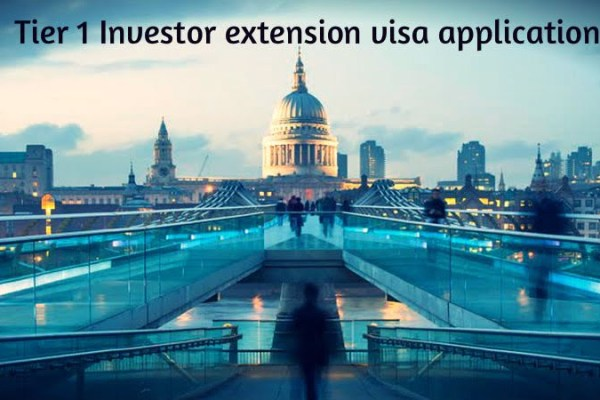 Securing your Tier 1 Investor extension visa in the UK