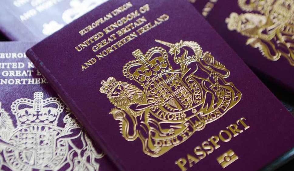 UK citizenship applications