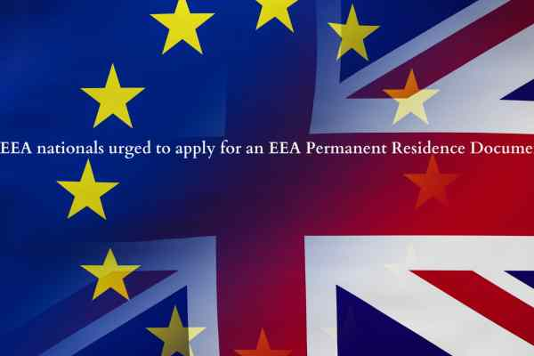 EEA Permanent Residence Document