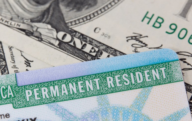 green card immigration lawyer