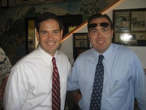 Rubio and Andy Strickland