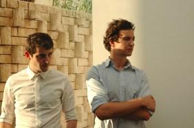 Alexandre Oudin et Eric Giraudet de Boudemange
