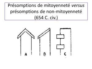 formation mitoyenneté