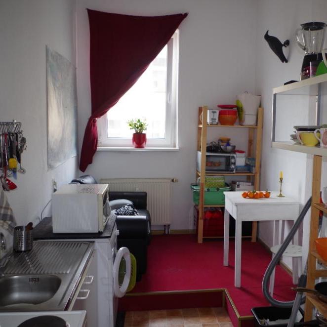 15 qm Zimmer in 2er WG in Fhain (unmöbliert)