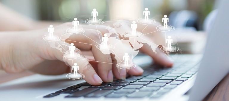 Connexion des personnes et des données