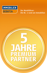 Immobilien Hahnefeld 5 Jahre Premium Partner