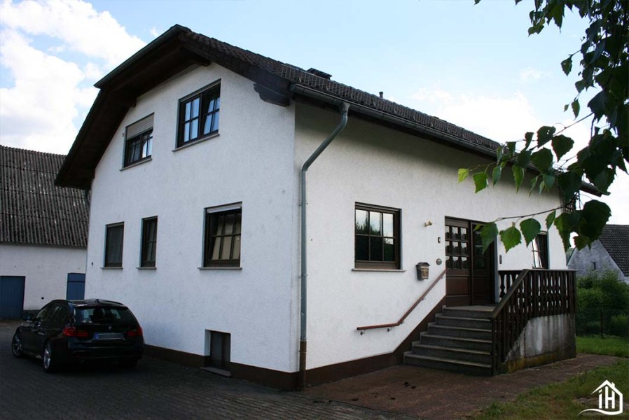 Immobilien Hahnefeld 97104829 Frontansicht
