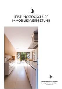 Leistungsbroschüre Immobilienvermietung Immobilien Hahnefeld
