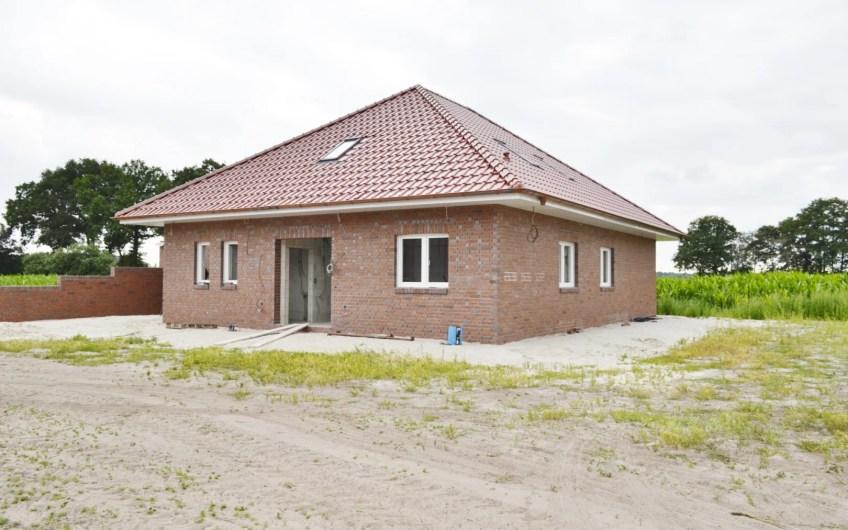 Vermietet! barrierefreier Neubaubungalow in geringer Entfernung zu Friesoythe zu vermieten I Exposé Nr.: V 17/19