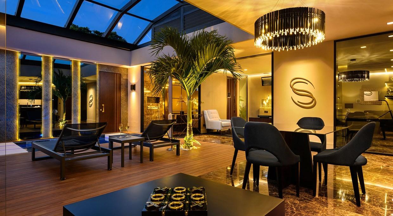 Les villas Secret vous offrent le luxe et le confort d'un palace 5 étoiles0