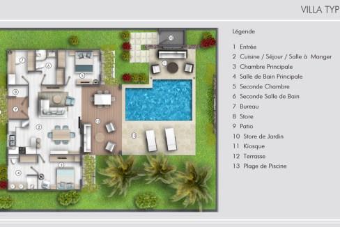 Villa Type G
