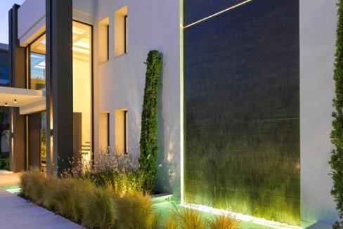 Villa de luxe à vendre à Los Flamingos-10