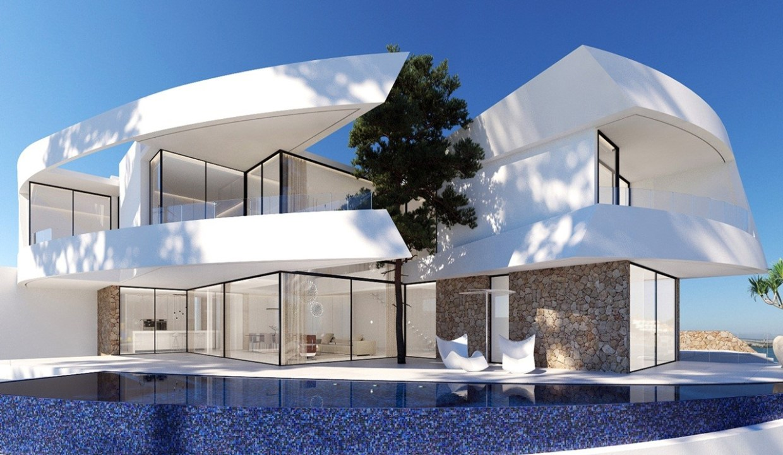 Altea Costa Blanca Nord vente propriétés, villas, villas modernes, appartements et penthouses.